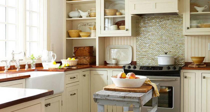 Small Space Kitchen Remodel Ideas Kitchentoday