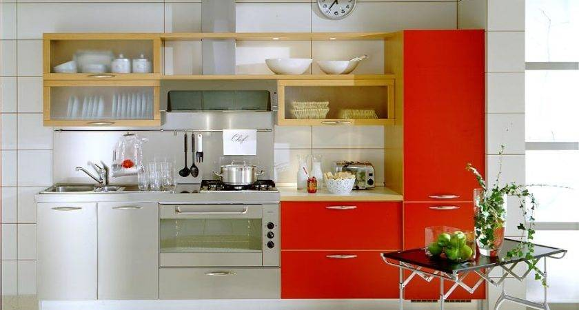 Simple Small Space Kitchen Design Pictures Placement Homes Decor
