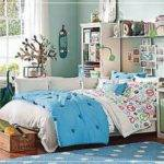 Small Space Teenage Girls Bedroom Decorating Ideas