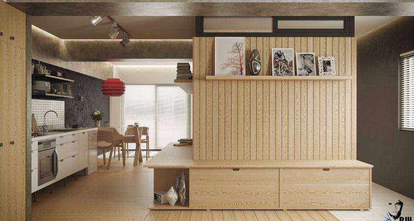 Small Studio Apartments Beautiful Design
