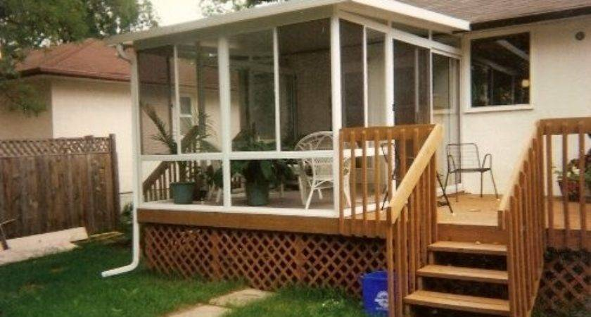 Small Sunroom Home Style