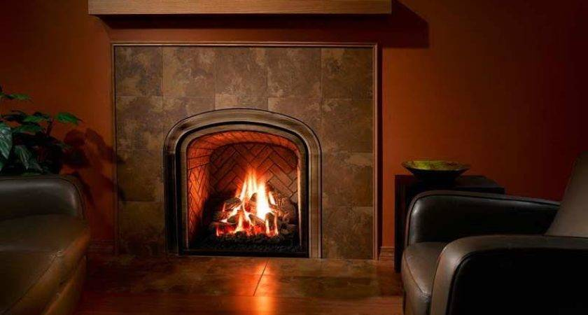 Small Ventless Gas Fireplace Designs