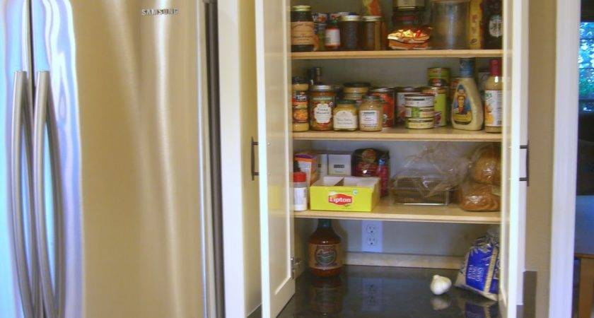 Smart Kitchen Pantry Cabinet Organizing Ideas Clutter