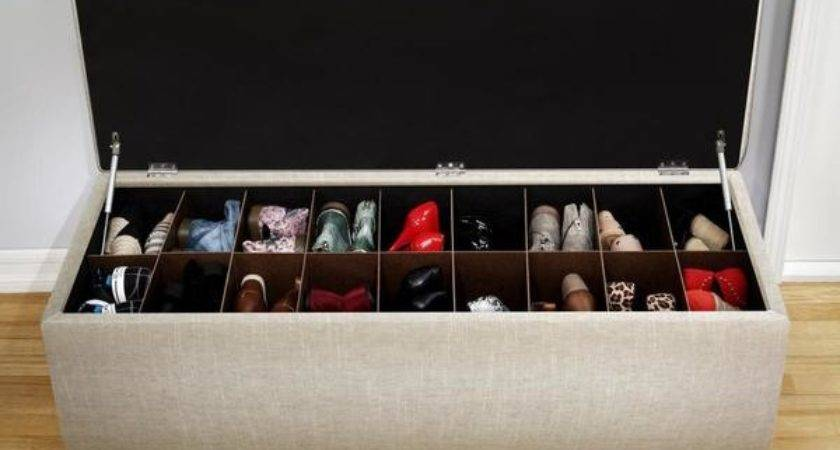 Smart Shoe Storage Solutions Get Rid Piles