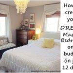 Smartgirlstyle Master Bedroom Makeover Putting All
