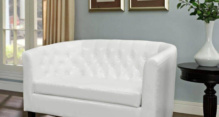Sofa Black Grey Couch White Bed Small
