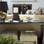 Sofa Table Decor Ideas Awesome Black Decorating