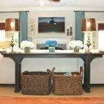 Sofa Table Decoration Ideas