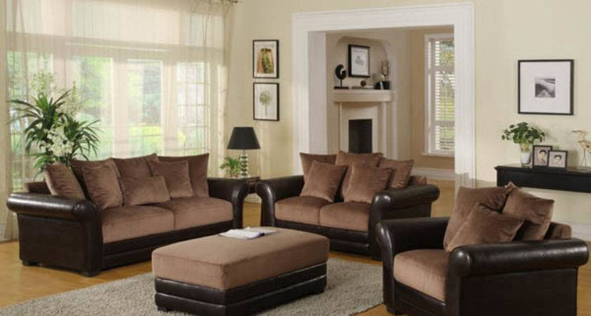 Sofas Contemporary Brown Sofa Ideas Living Room
