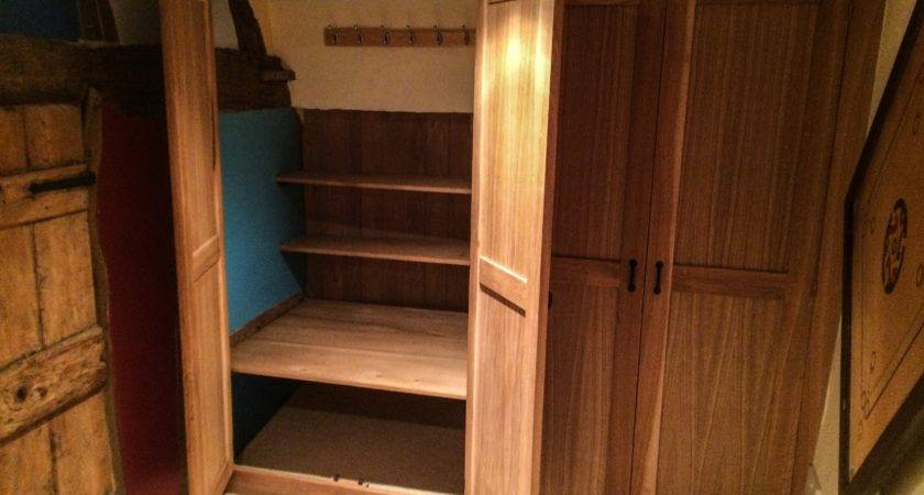 Solid Wood Fitted Wardrobes Wardrobe Oak Awesome