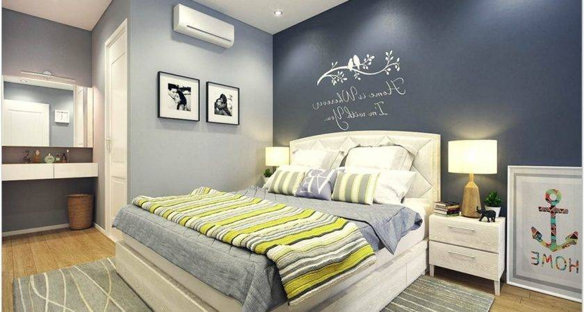 Soothing Colors Bedroom Attractive Calming Paint