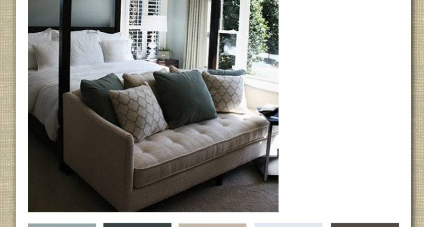 Soothing Room Colors Home Decor