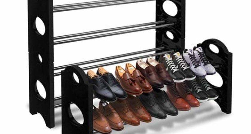 Sorbus Shoe Rack Organizer Pairs Shoes