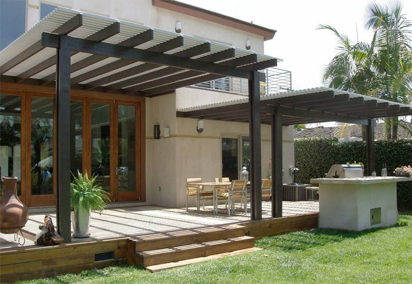 South Africa Others Style Patio Roof Ideas Homes Decor