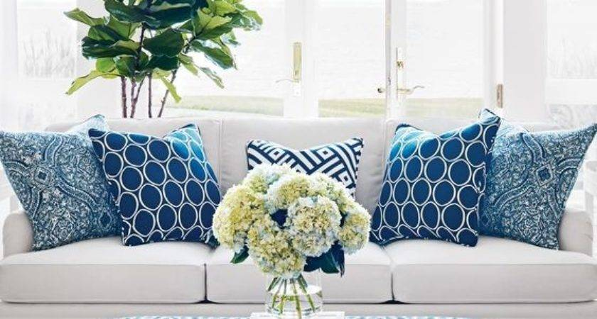 South Shore Decorating Blog Blue White Rooms Very