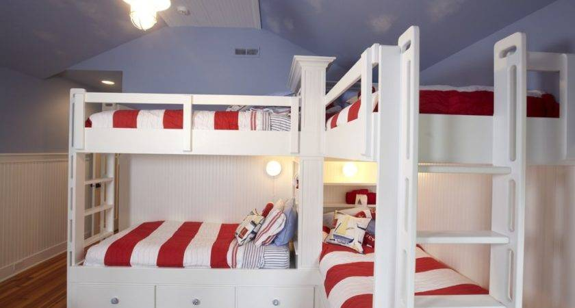 Space Saving Bed Designs Decorating Ideas
