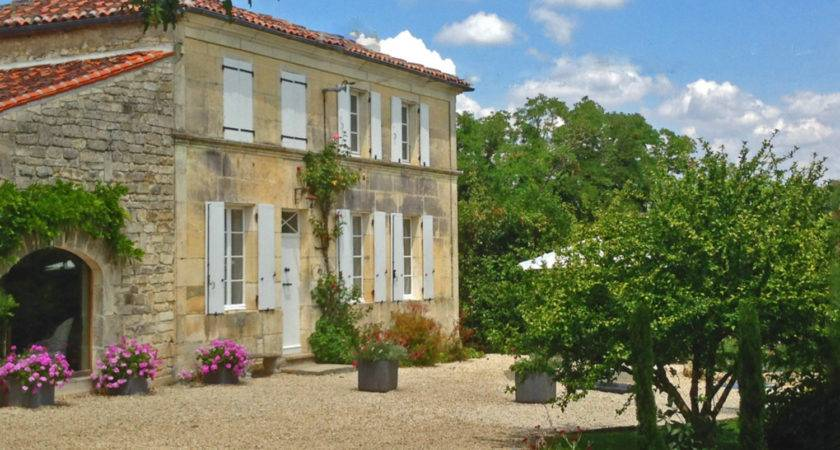 Special French Stone House
