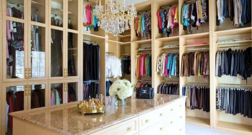 Spectacular Master Closets Traditional Closet Little