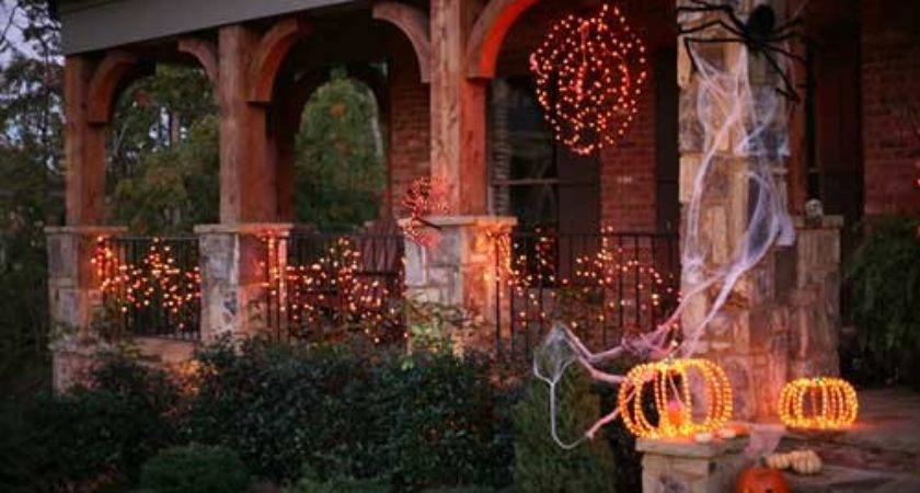 Spooktacular Halloween Decorations Entrance