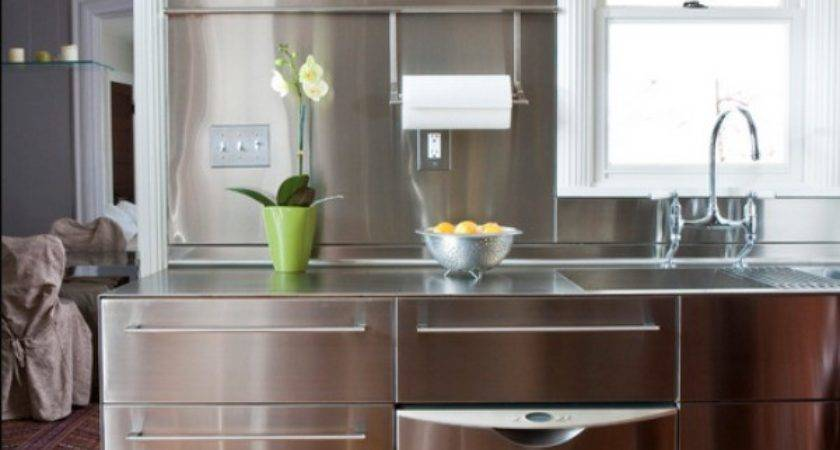 Stainless Steel Kitchens Ideas Inspiration