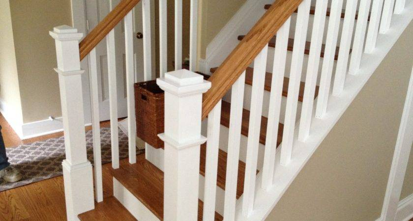 Stair Rail System Installation Gorsegner Brothers