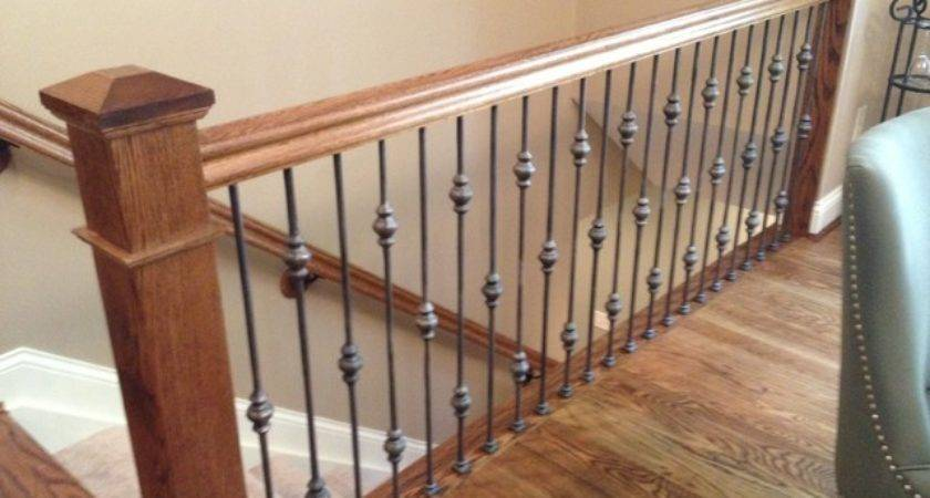 Stair Railing Projects Traditional Staircase