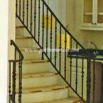 Stair Railings Patina Metals
