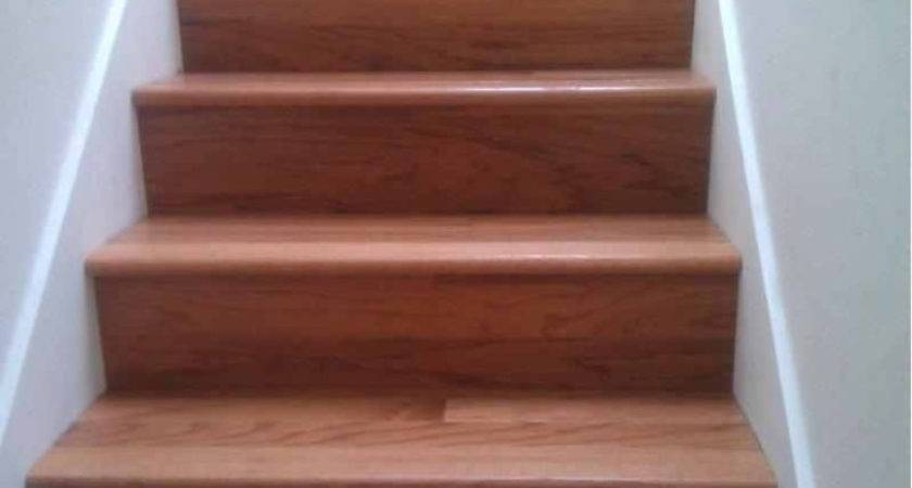Stair Types Prefinished Hardwood Treads Wooden