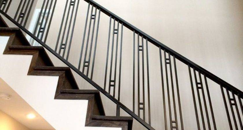 Stairs Astounding Cast Iron Railing Stunning