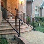 Stairs Astounding Iron Handrails Breathtaking
