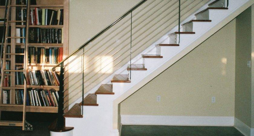 Stairs Brandnew Staircase Railing Designs Exciting