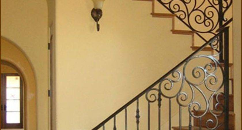 Stairs Glamorous Rod Iron Staircase Marvellous