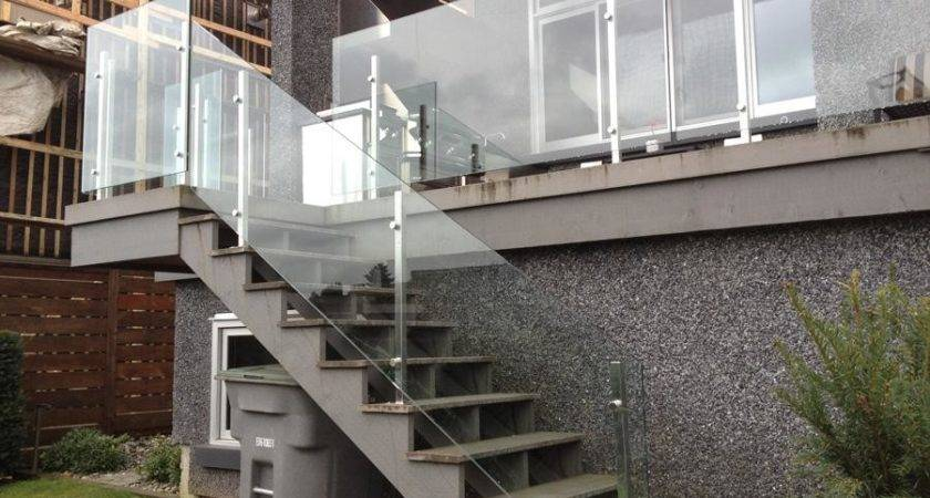 Stairs Inspiring Exterior Handrails