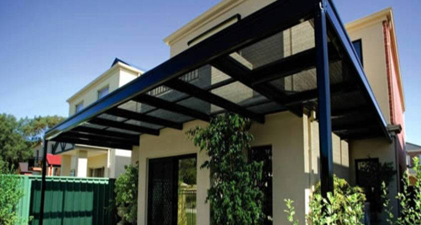 14 Cool Steel Pergola Design Homes Decor