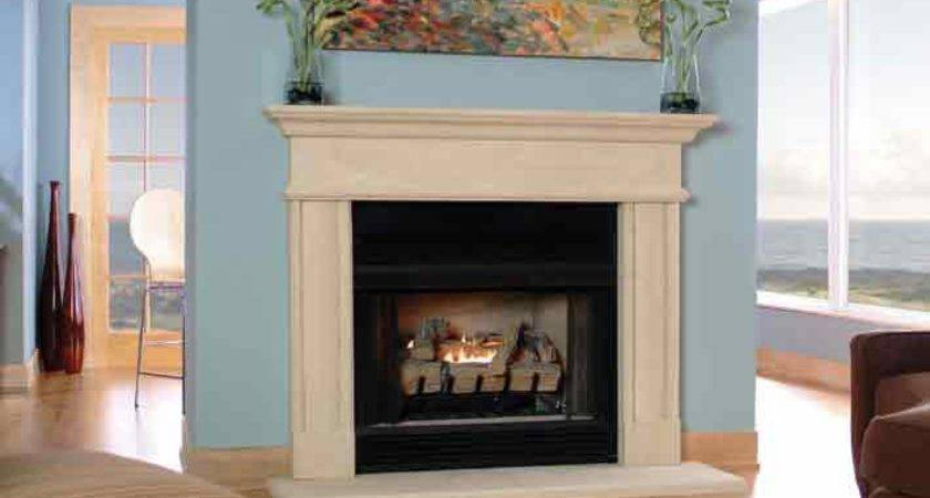 Stone Fireplace Designs Bred Southern