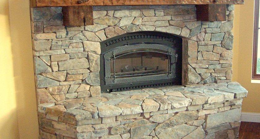 Stone Fireplace Designs Classic Contemporary