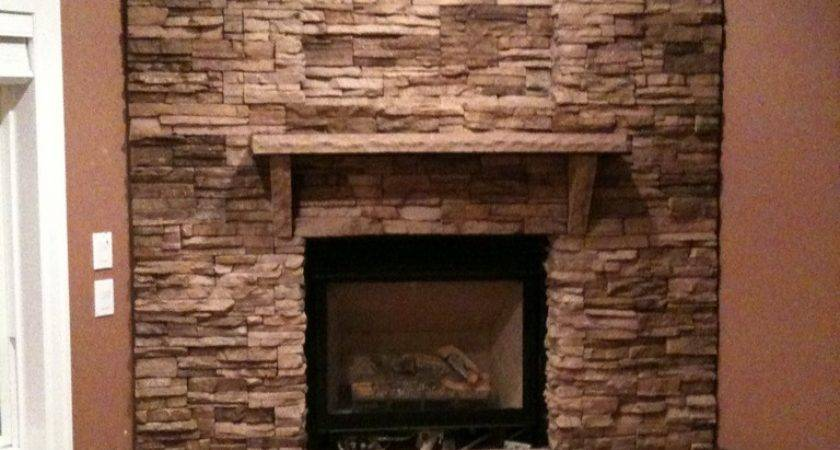 Stone Fireplace Kits Indoor Design Decoration