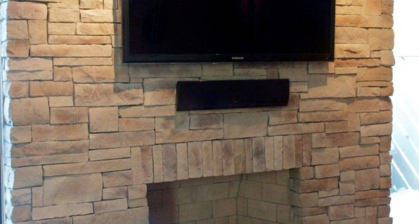 Stone Fireplaces Tvs North Star