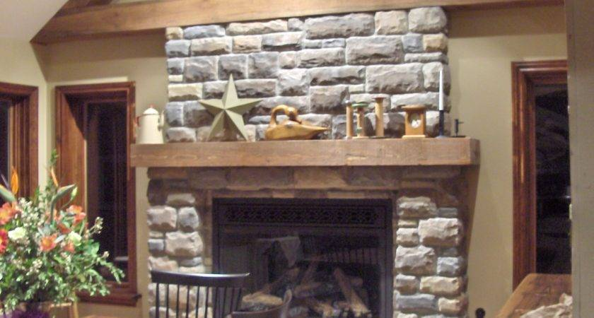 Stone Selex Toronto Presents Interior Fireplace