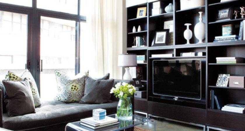 Storage Ideas Small Living Rooms