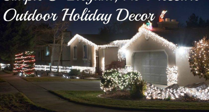 Stress Holidays Yard Decorations Homemaker Hutch