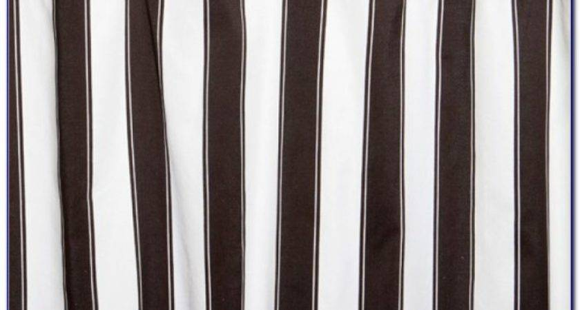 Striped Shower Curtain Multicolor Home