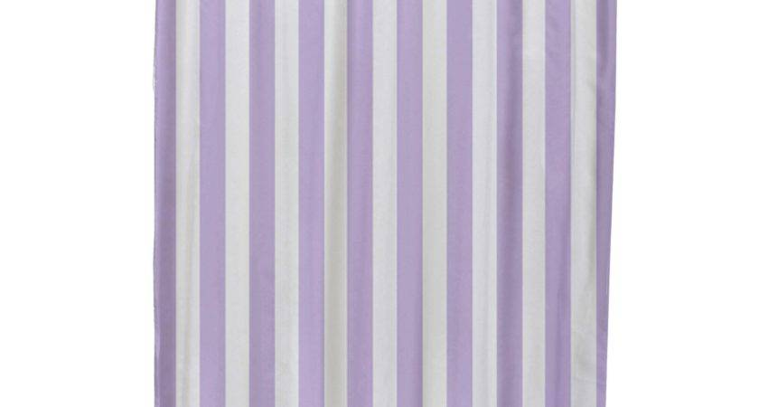 Striped Shower Curtains Shop Polyester Multicolor