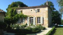 Stunning Riverside French Stone House Saint Avit