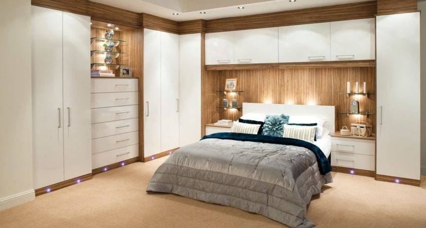Style Fitted Bedroom Furniture