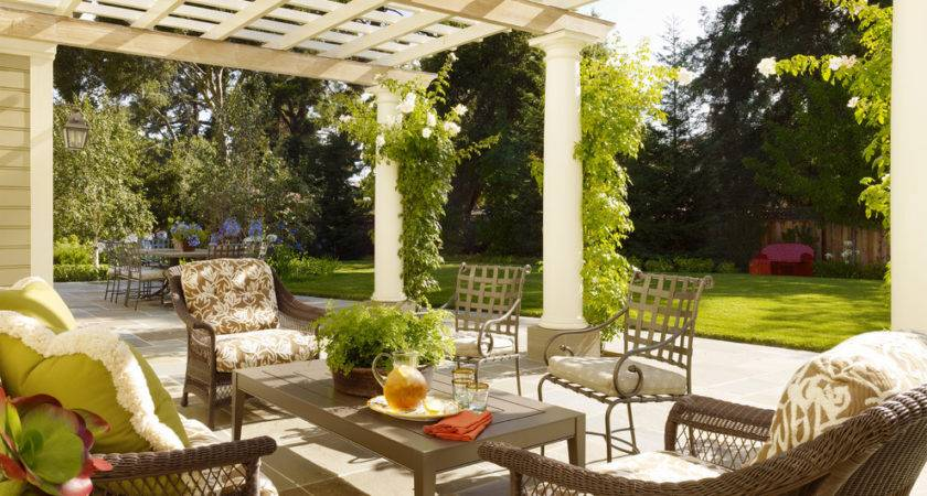 Style Spotters Garden Patio Must Haves