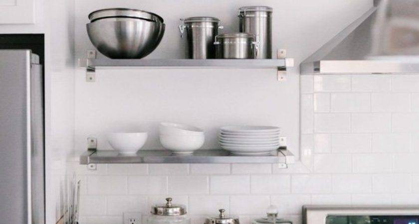 Style Your Kitchen Shelves Coco Kelley
