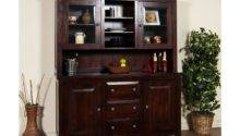 Stylish Dining Room Buffet Hutch Home Decor Furniture