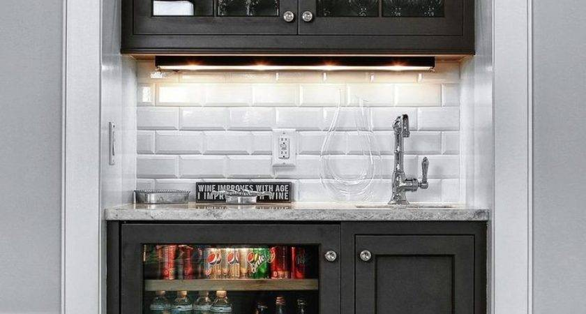 Stylish Small Home Bar Ideas Remodeling Hgtv