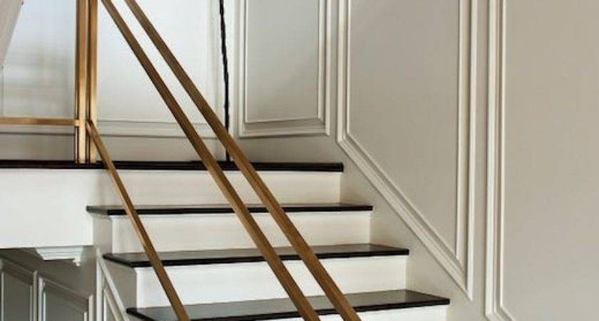 Stylish Staircase Handrail Ideas Get Inspired Digsdigs